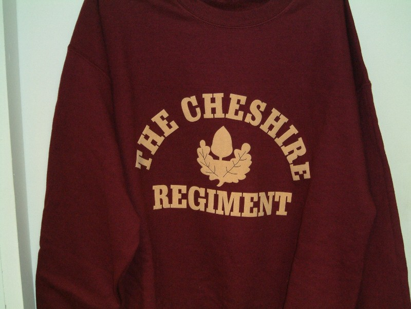 The Cheshire Regiment Acorn