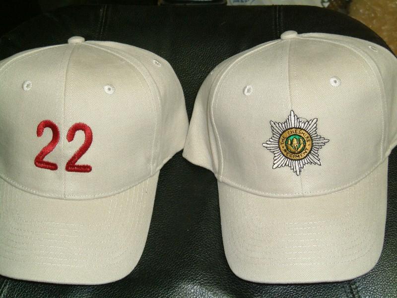 22nd Cheshire Caps
